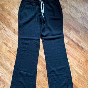Roxy linen beach pant